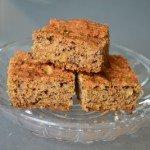 Oat Almond Cake low fat