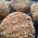 Platte Broodjes gluten vrij