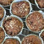 Pompoen Muffins gluten vrij