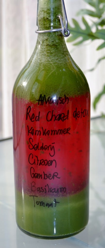 raw alkalizing detox