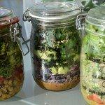 Salades voor onderweg