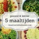5 maaltijden