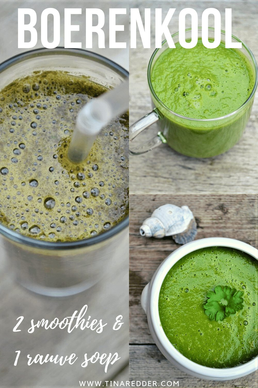 boerenkool smoothies en soep