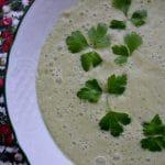 raw endive soup