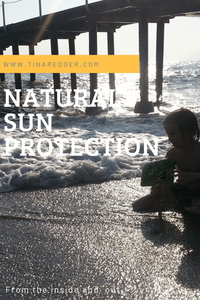 natural sun protection