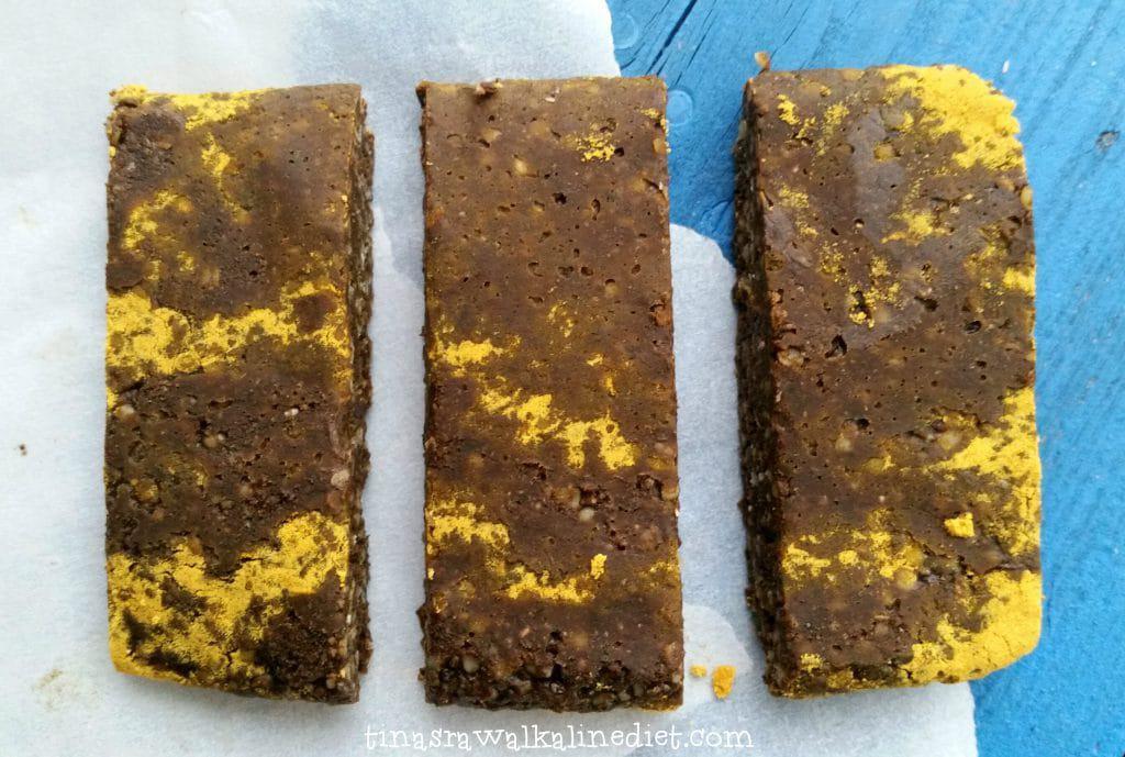 walnut hemp protein bars