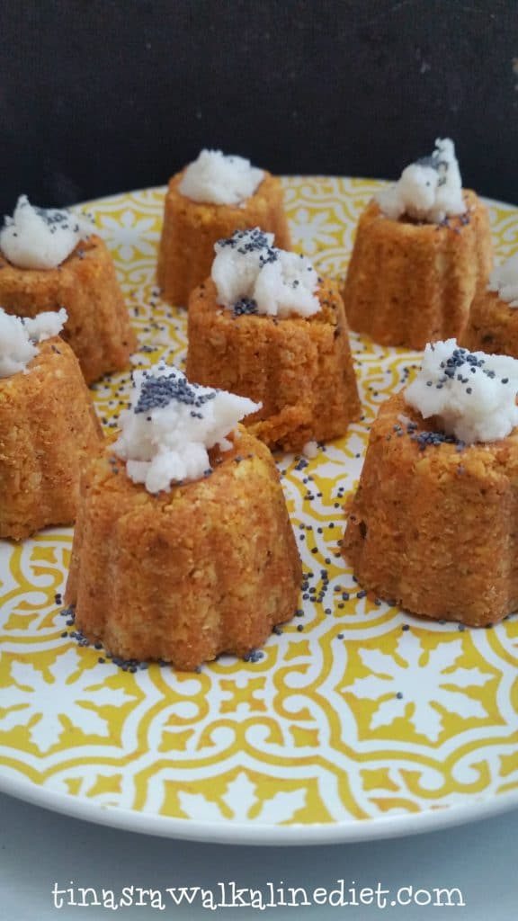 carot cake cupcakes klein