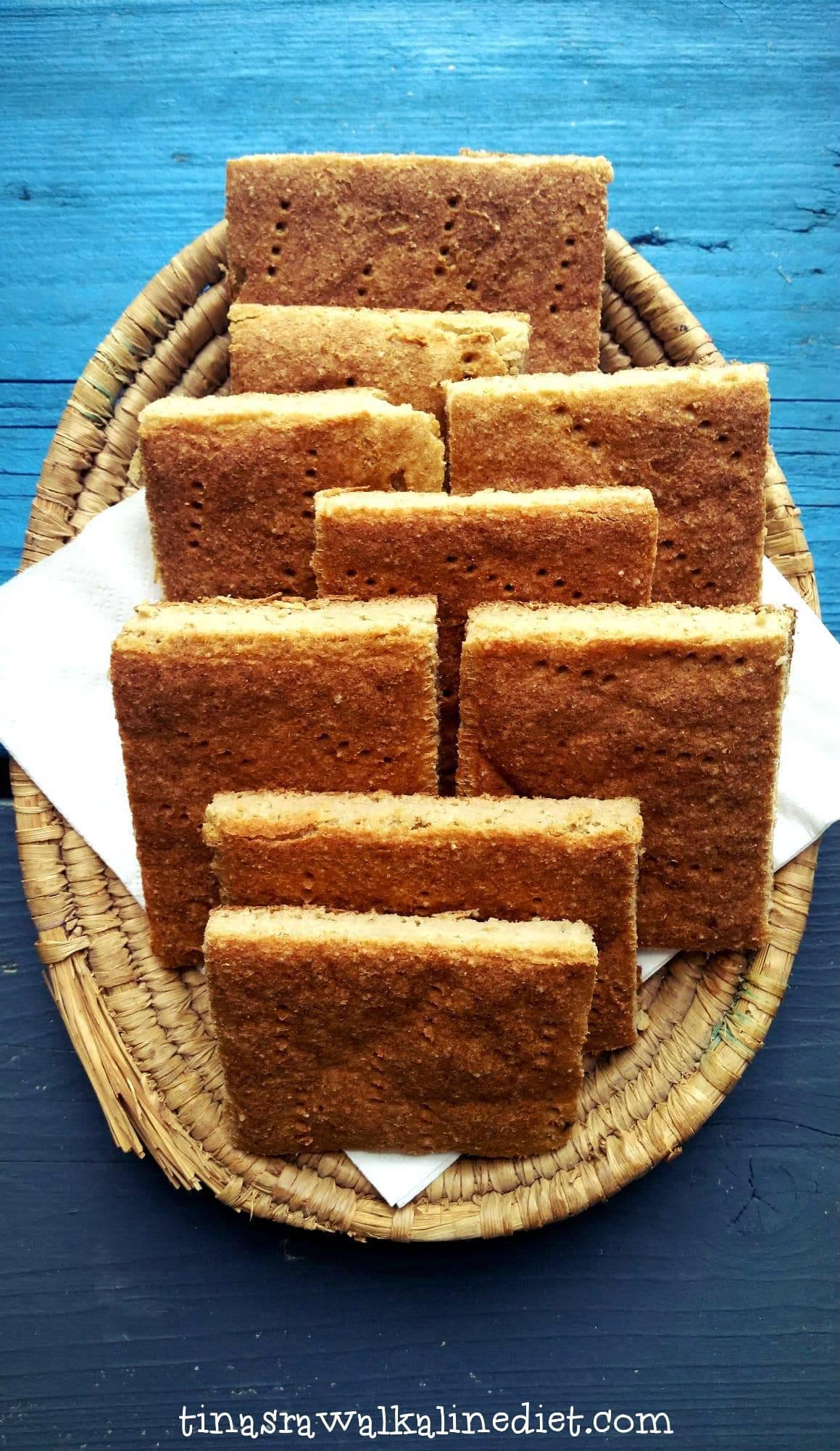 chickpea hummus flat bread
