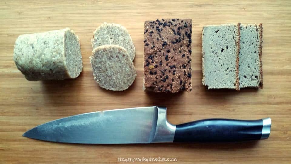 gluten free buckwheat amarant bread