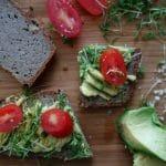 Boekweit Amaranth Brood uit de oven