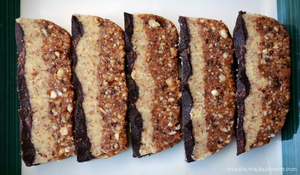 gevulde speculaas met chocolade 1