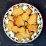 classic Xmas cookies