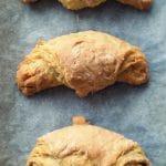 yeast free croissants