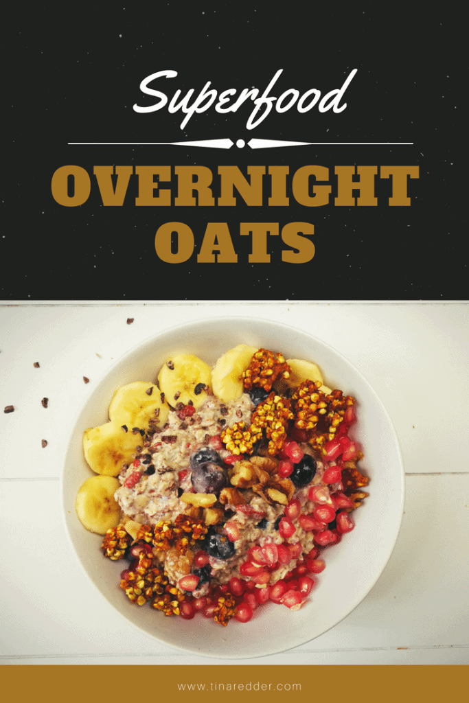 superfood overnight oats