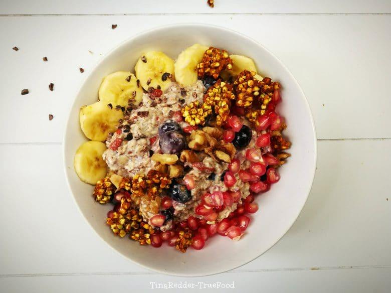 crock pot quinoa porridge