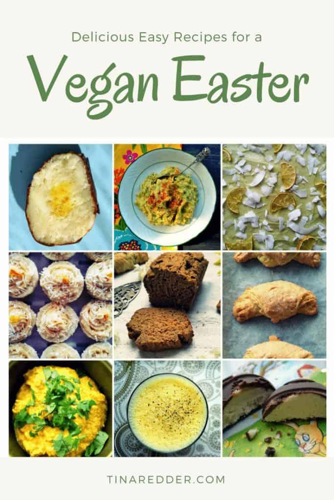 easy vegan easter recipes