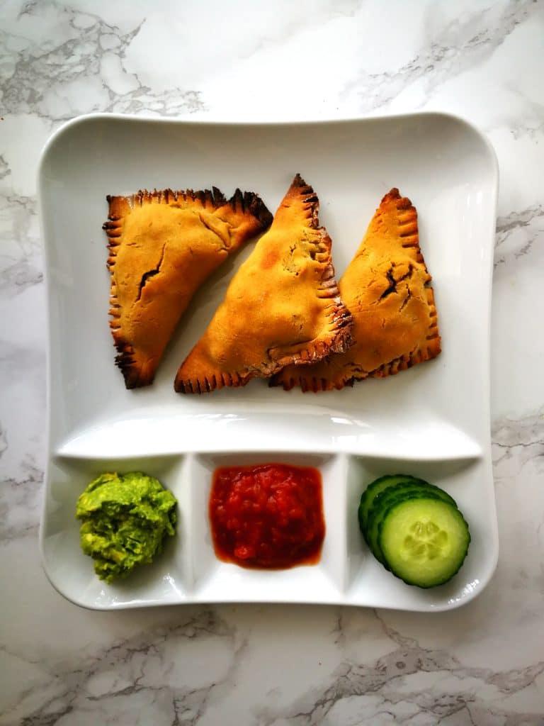 Savory Sweet Potato Hand Pies