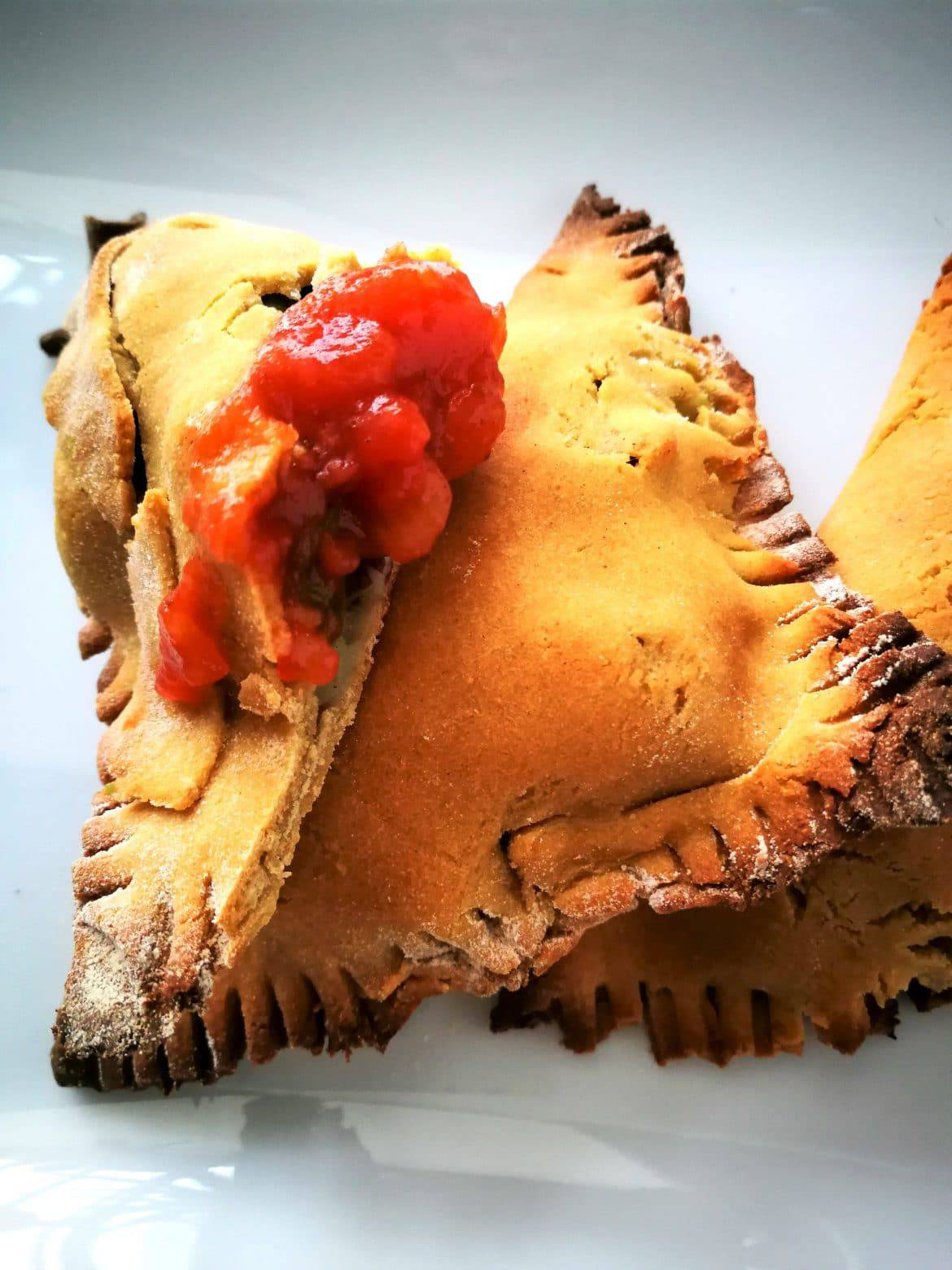 Savory Sweet Potato Hand Pies
