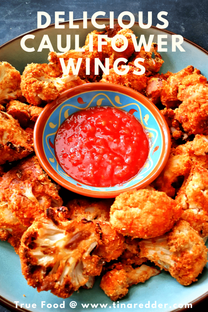 delicious cauliflower wings