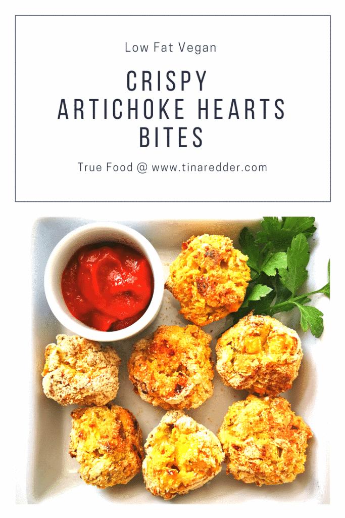 crispy artichoke hearts bites