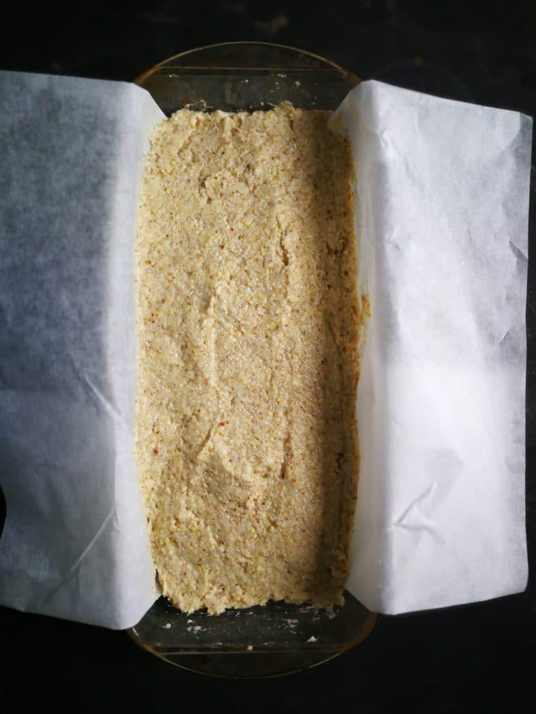 easy buckwheat millet bread