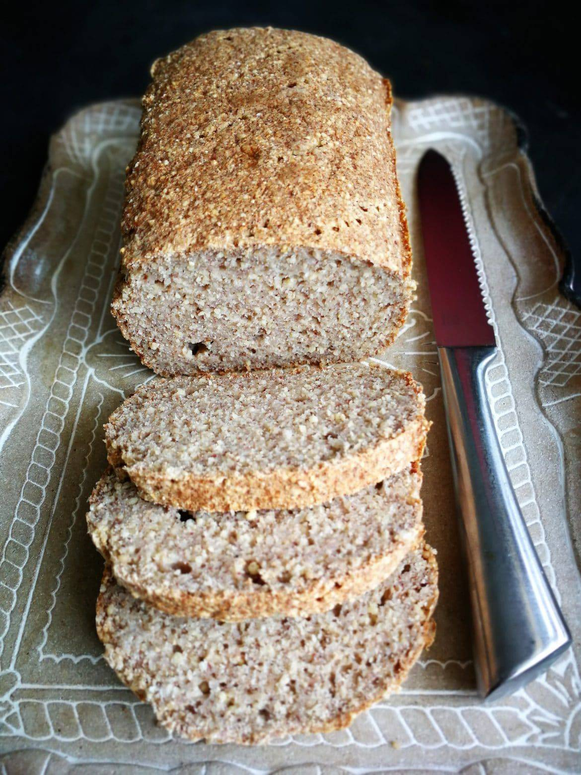 whole grain buckwheat millet bread