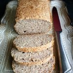 whole grain buckwheat millet bread