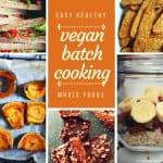 vegan batch cooking