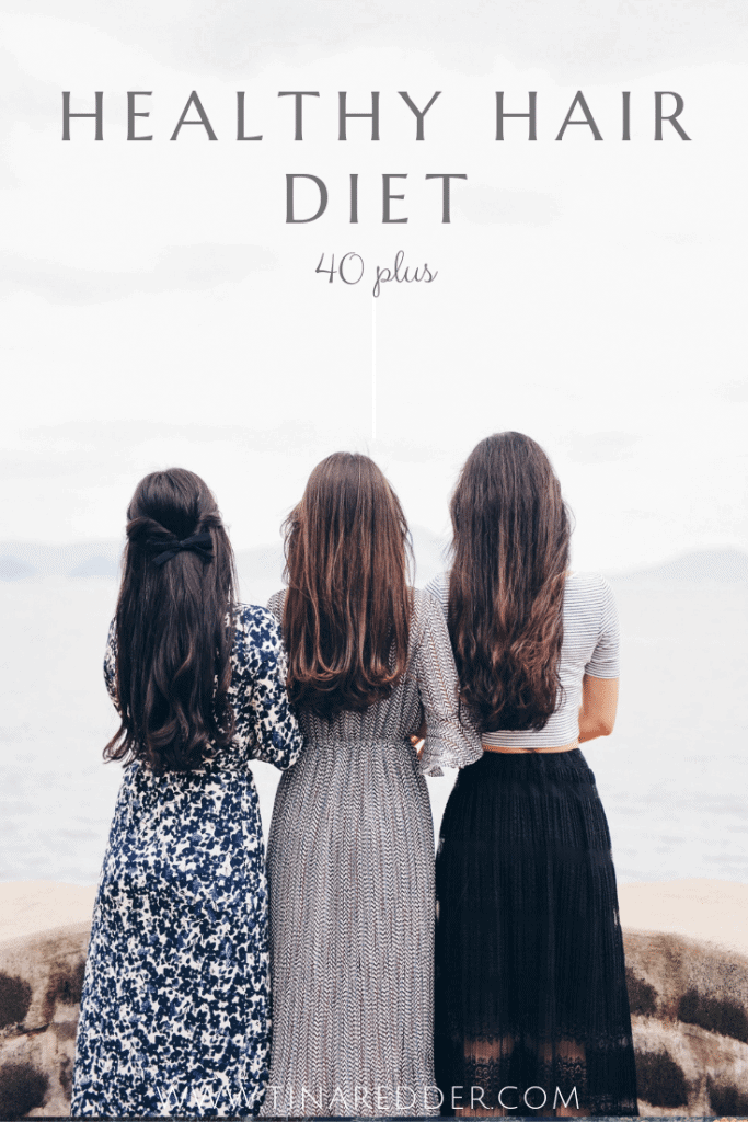 healthy hair diet