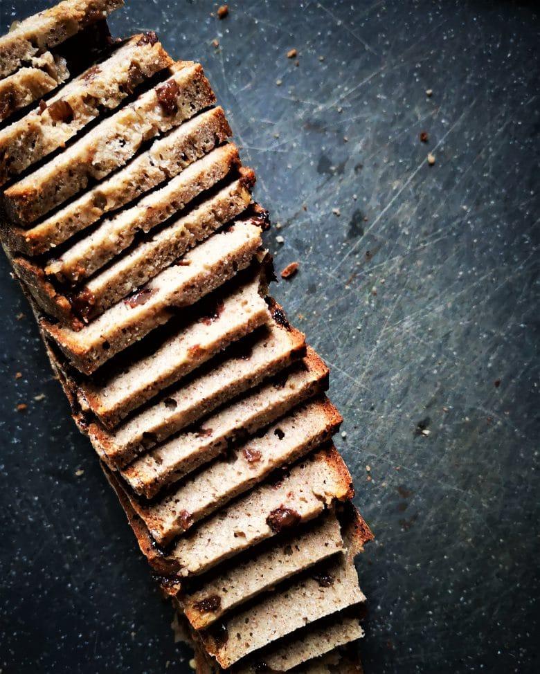 multigrain cinnamon raisin bread