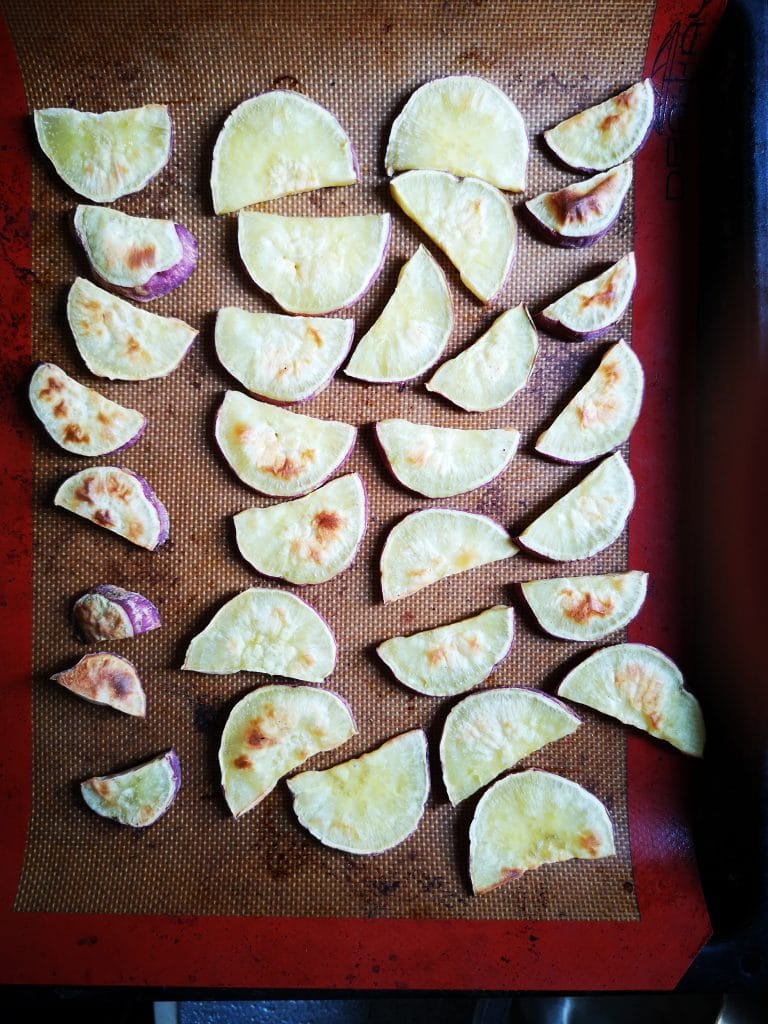 bean sweet potato avocado salad