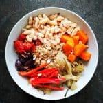 Quinoa Bowl met geroosterde groente