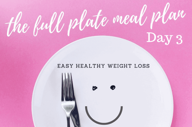 plant based weight loss day 3