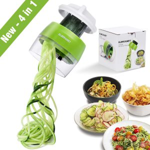 handheld spiralizer 4 in 1
