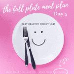 plant based weight loss day 5