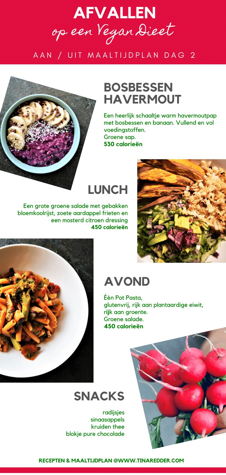 afvallen op een vegan dieet 2
