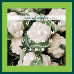afvallen op een vegan dieet 1