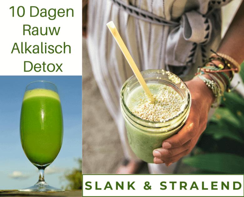 10 Dagen Rauw Alkalisch Detox